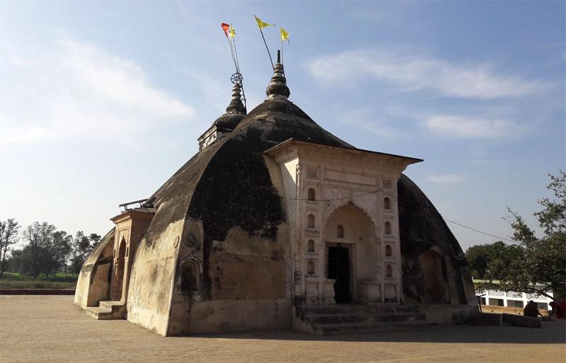 Monsoon Temple