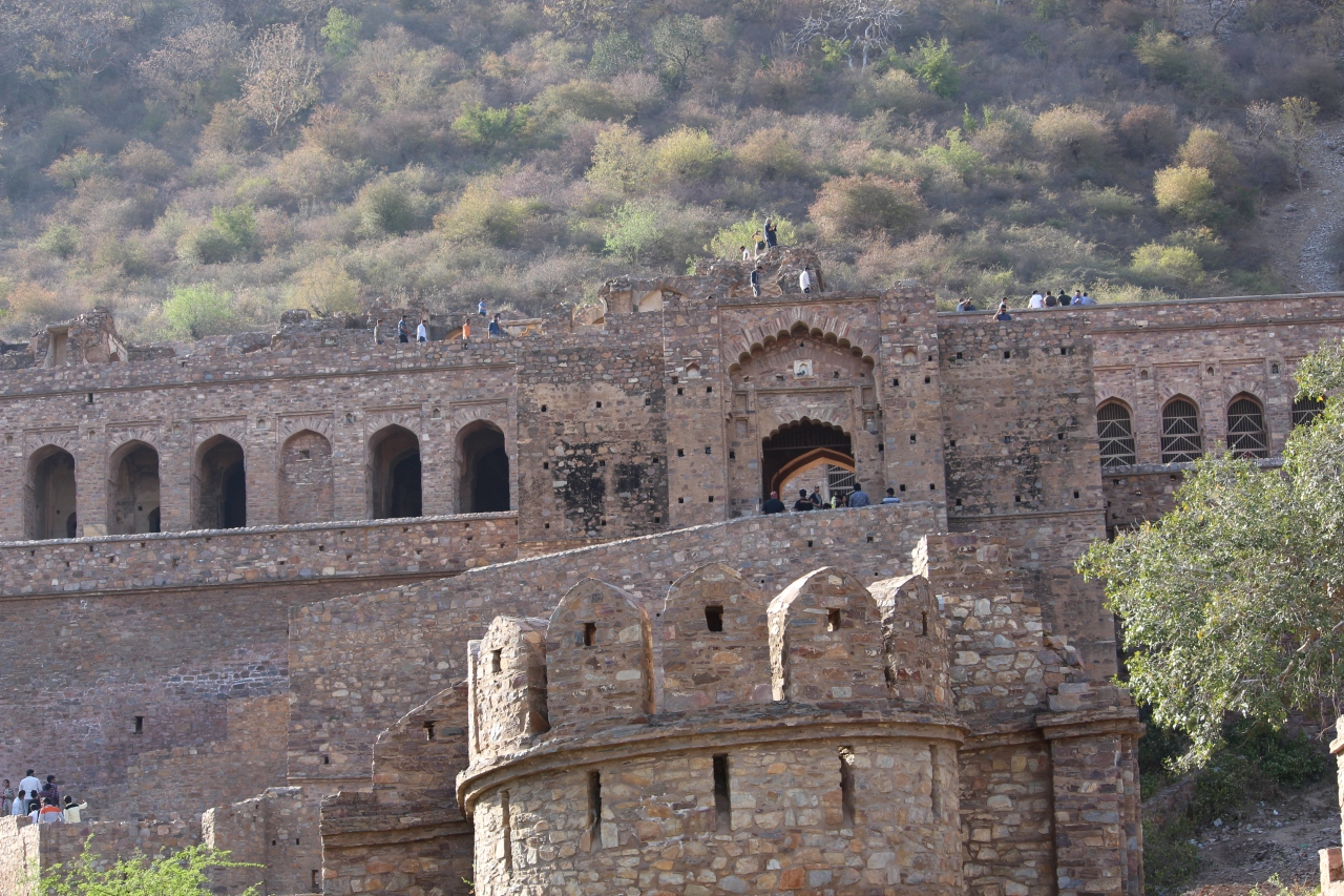 Bhangarh: Through My Lens
