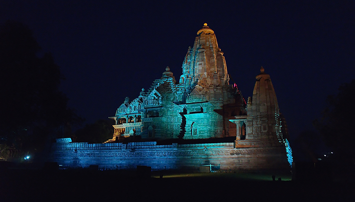Khajuraho: The Epic Written on Stones