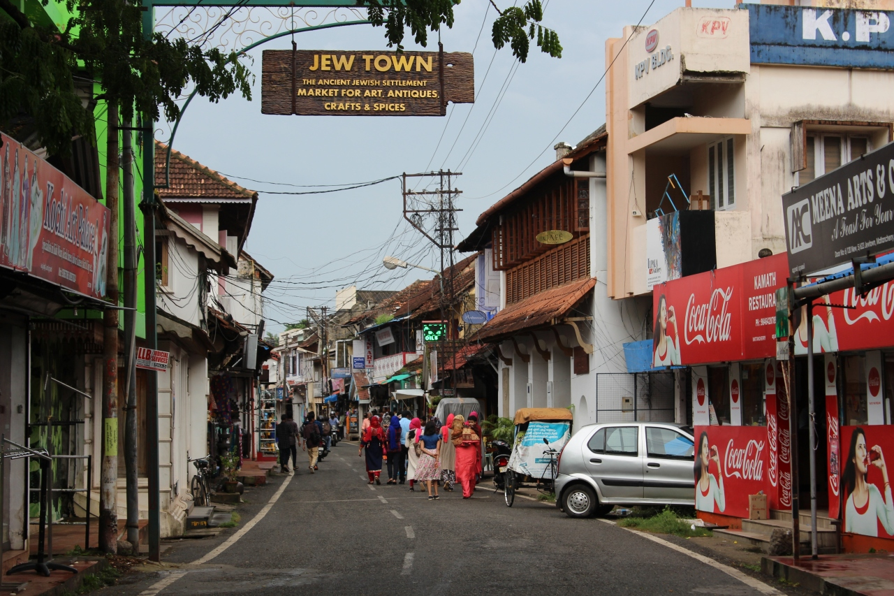Jew Town, Kochi: A Journey reminiscing the Past