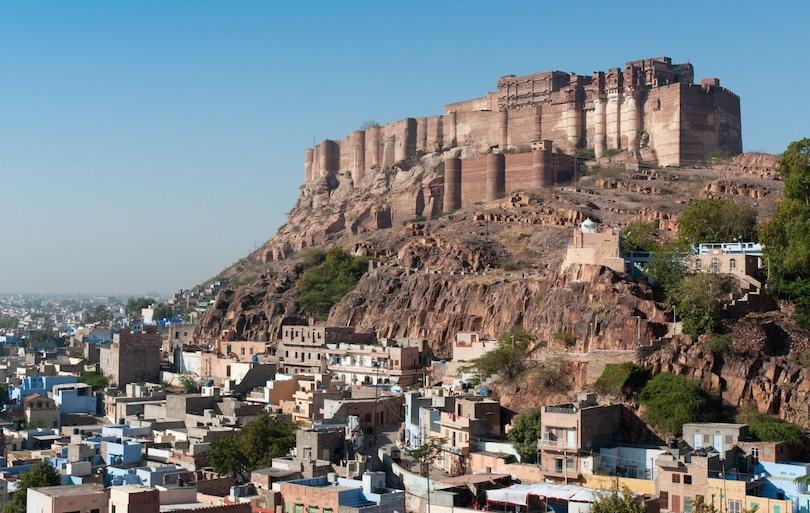 Mehrangarh: Citadel ofSun