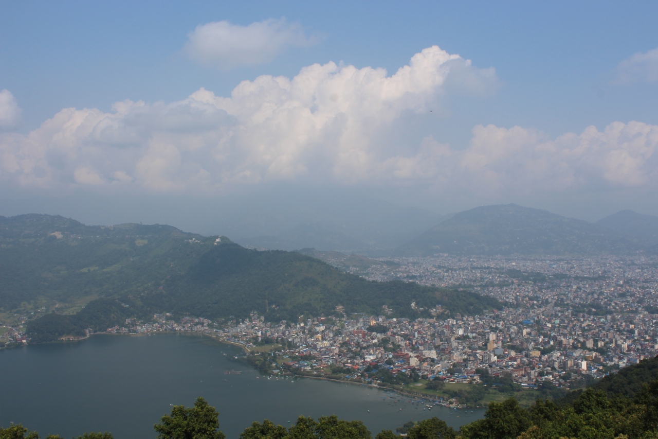 The Lake City of Nepal